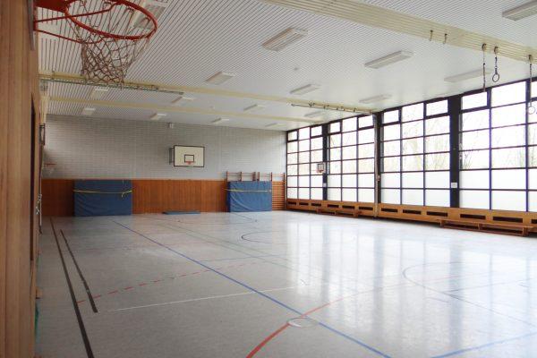 Homberg Halle innen